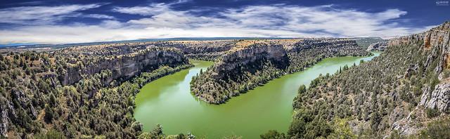 Hoces río Duraton / Panorámica