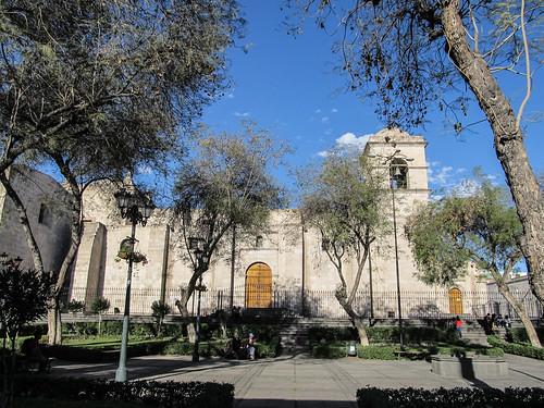 Arequipa: Iglesia San Francisco