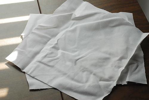 Cloth scraps