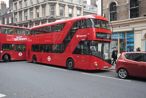 LT385 LTZ1385 New Routemaster