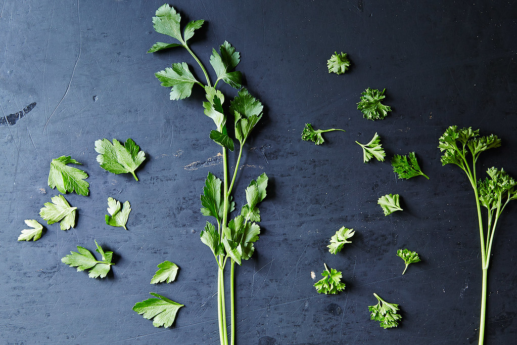 parsley for abortion how to use it