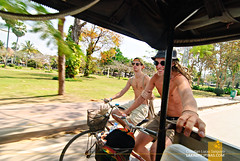 Getting Around in Siem Reap
