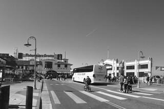 Sunday Streets Embarcadero - Fishermans Wharf