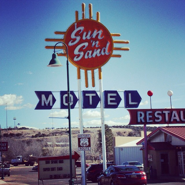 Sun and Sand Motel