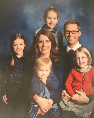 church family portrait