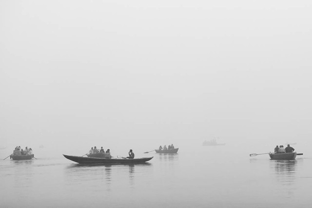 Ganges, Varanasi, 2013