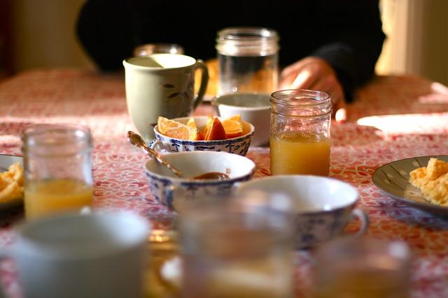 Sunlight for Breakfast.
