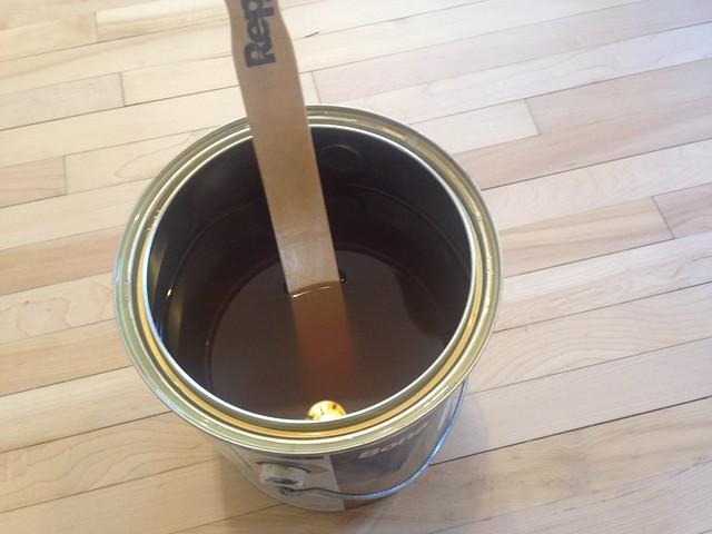 Kitchen Update // Vol. 1, The Floor