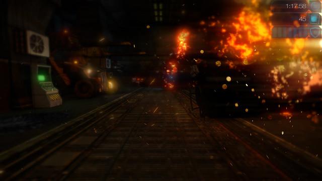 Infinity Runner выйдет на PS4 22 апреля