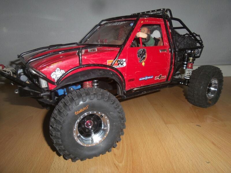 Toyota Hilux TRUGGY RcModelex - Página 9 16784705466_61e1e66b3d_o