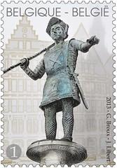 17- Tournai timbre5
