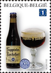 02 TRAPPISTES BELGES timbred