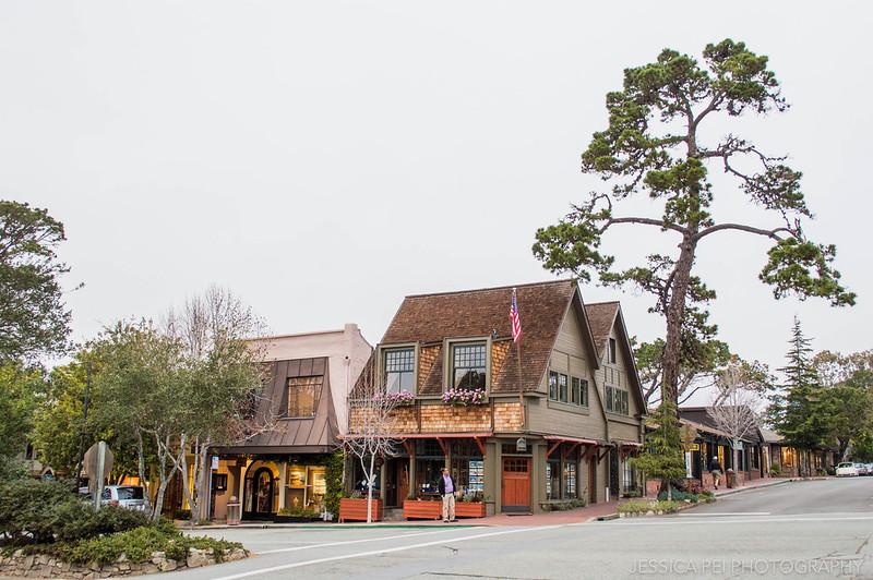 Carmel California Shops