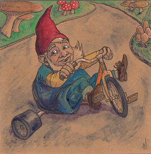 Drifting - Urban Gnomes