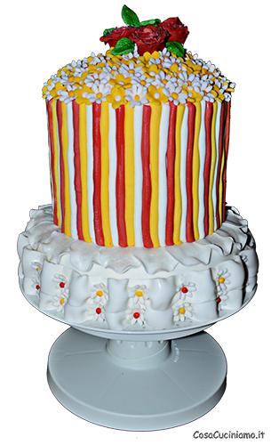 Torte - 63 - Torta Margherite