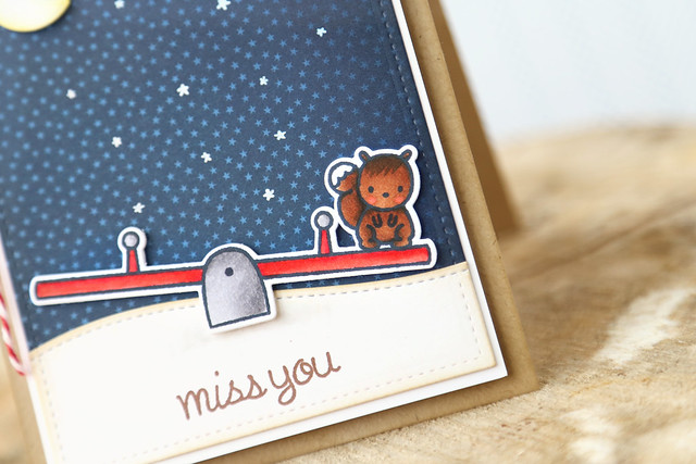 missing you {lawn fawn inspiration week}