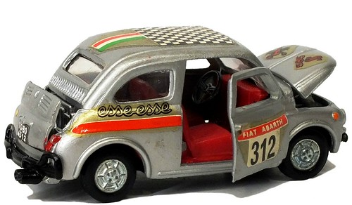 Mercury Fiat Abarth 595SS (1)