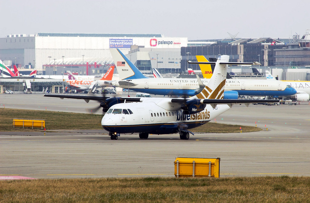 Aéroport de Genève-Cointrin [LSGG-GVA] 16928318711_05026d1860_b