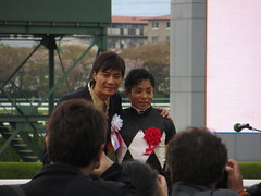 Hiroki Narimiya & Yasunari Iwata - Okasho (GI) - Hanshin Racecourse