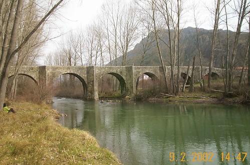 PuenteViejo, río Porma