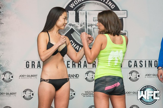 WFC 37 Weigh-Ins April 9th,2015