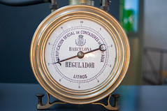 hand(0.0), watch(0.0), barometer(1.0), gauge(1.0), measuring instrument(1.0), weighing scale(1.0),