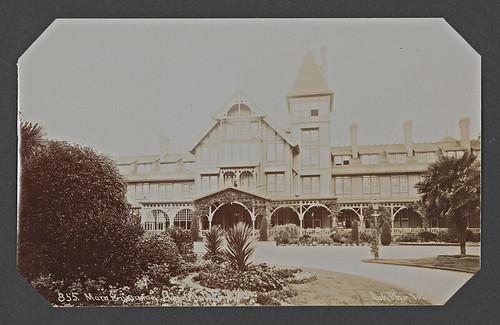Main Entrance, Hotel Del Monte.