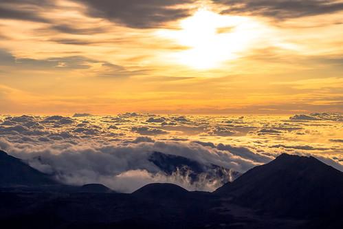 Haleakala–sunrise