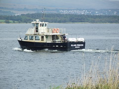 Island Princess on River Clyde Service from Gourock to Kilcreggan summer 2014