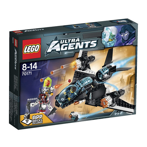 LEGO Ultra Agents 70171