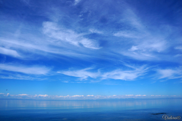 Barguzinskiy zaliv. Baikal. Russia