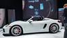 Visión Automotriz Salón del Automóvil de Nueva York 2015 Porsche Boxster Spyder 2015 presentación mundial 32
