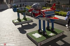 WOOLLY JUMBO No.08 - Shaun The Sheep - Shaun in the City - London - 150423 - Steven Gray - IMG_0138