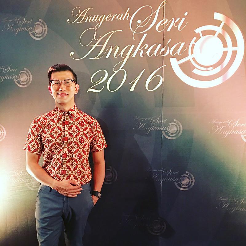 Anugerah Seri Angkasa 2016 - Malam Pertama