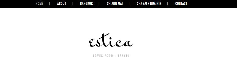 top travel chinese blog estica
