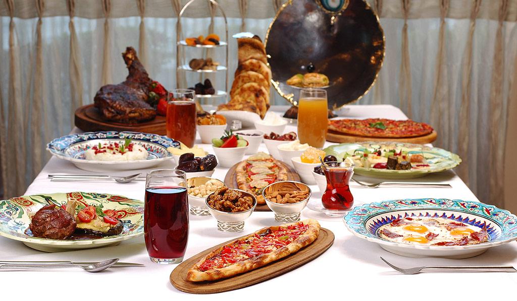 Turkish Food Promotion Shangri-La Hotel Kuala Lumpur