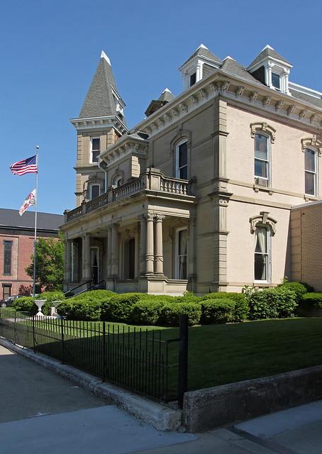 Samuel Harter House — Troy, Ohio