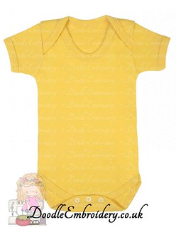 Body Suit - Yellow copy