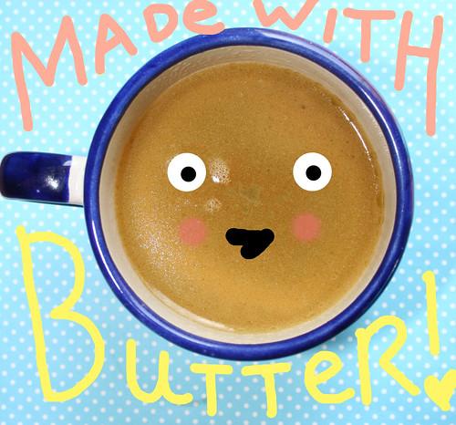 Paleo coffee DIY