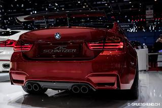 BMW M4 by AC Schnizer