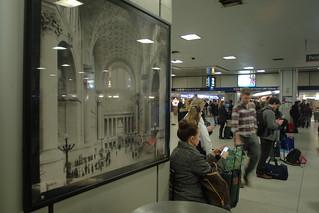 Great Hall, Pennsylvania Station, NYC