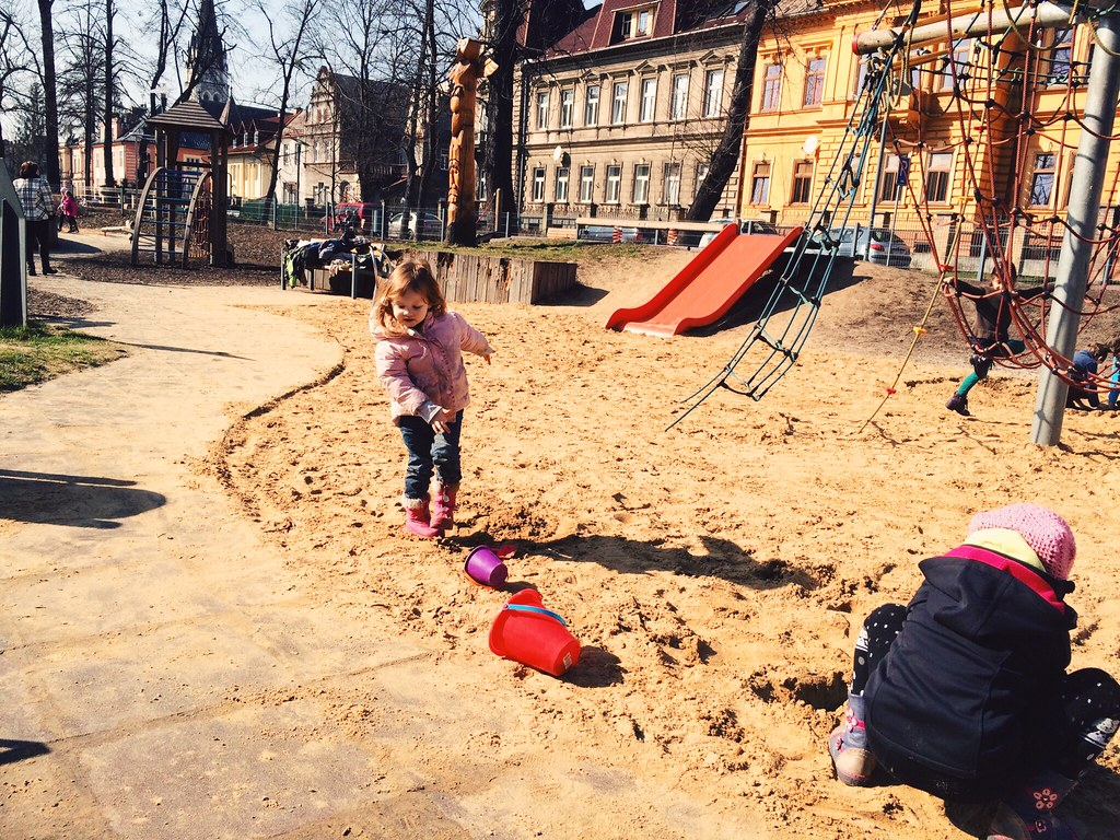 Playing Outside (3/17/15)