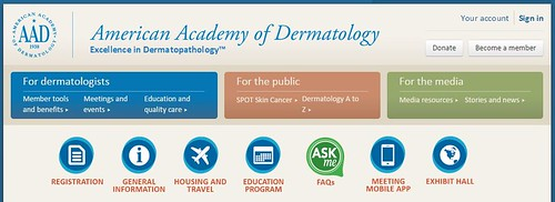 Joel Schlessinger MD and discusses the 2015 American Academy of Dermatology conference