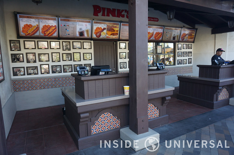 Pink's Hotdogs To Be Replaced By Plaza Grill