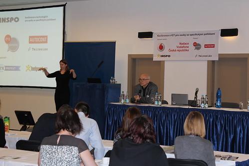 Zahájení 15. ročníku konference INSPO