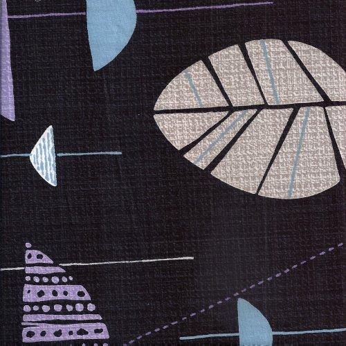 拼布風格  精梳棉床品床單布料 CA490311
