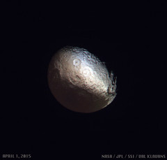 Iapetus Animation: March 26 - April 1, 2015