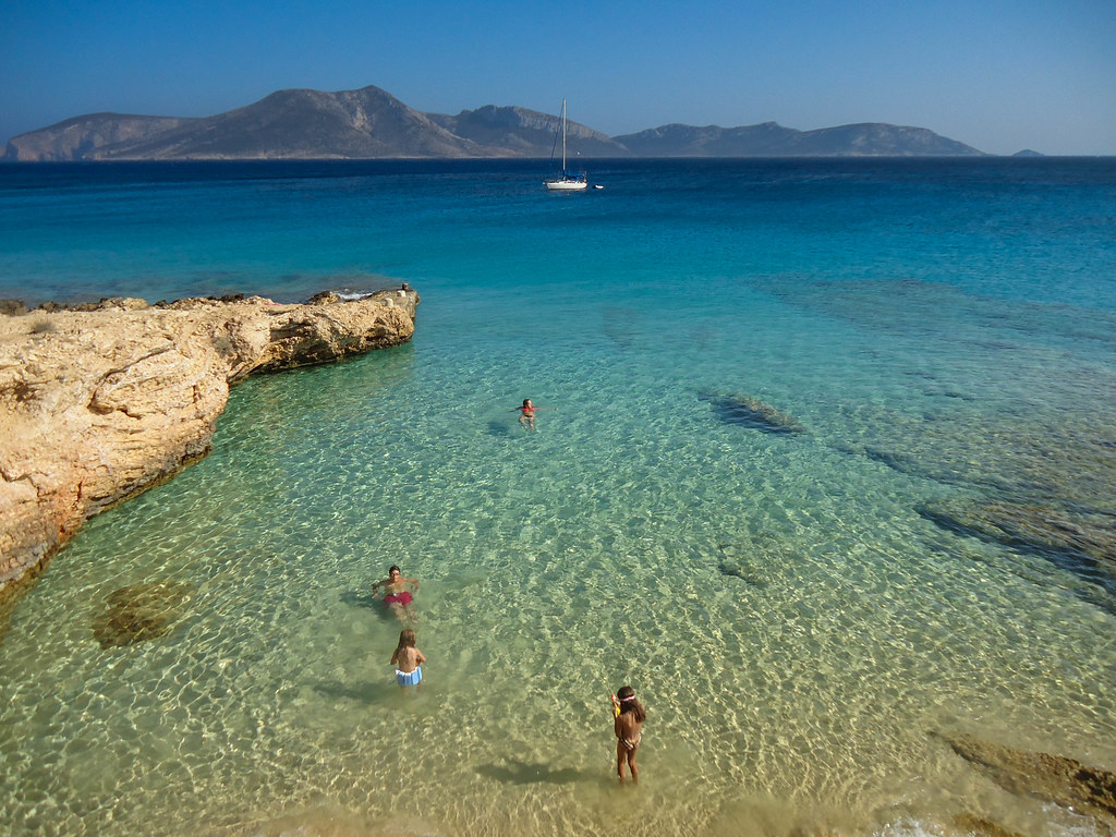 Pano Koufonisi, Cyclades Greece