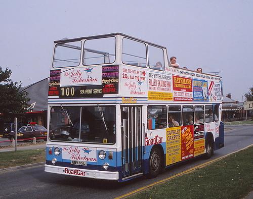 Skegness, Summer 1990