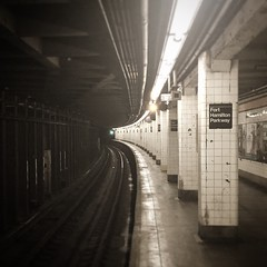 #subway #station #Gtrain #windsorterrace #brooklyn #newyork #nyc #architecture